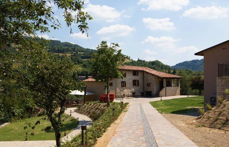 Borgo Rossi Agriturismo Relais con camere a Brisighella