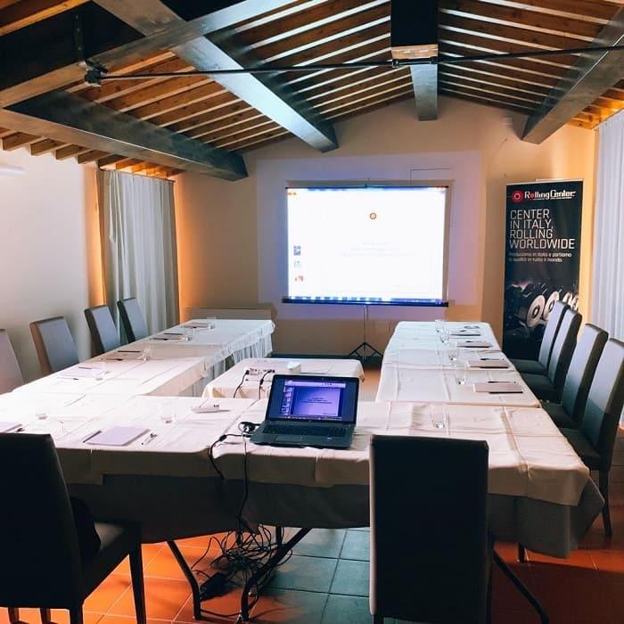 Sala meeting aziendali faenza brisighella marradi modigliana e imola